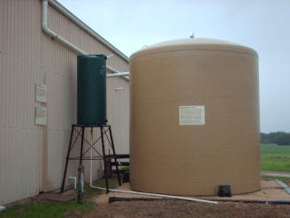 Rainwater Collection and Conservation