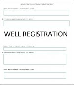 Well Registration